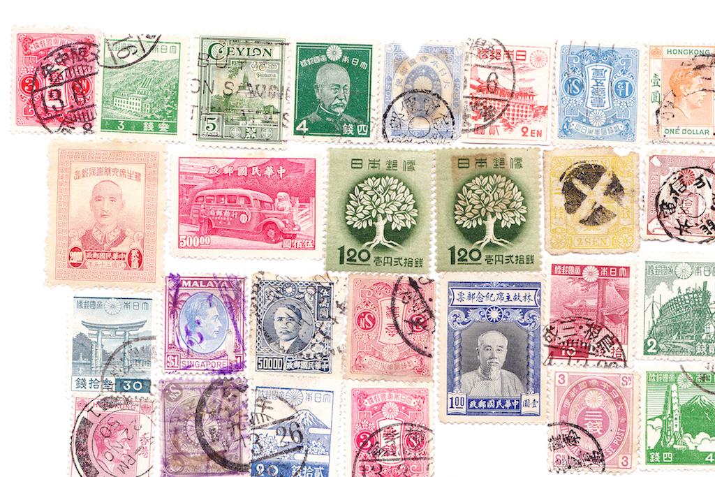 切手 記念